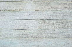 Weathered painted wooden plank background Stock Photo