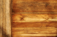 Weathered planks Stock Photography