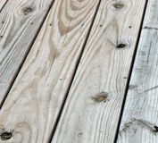 Weathered Planks Stock Images