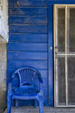 Weathered Porch Royalty Free Stock Photography