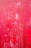 Weathered Red Paint Stock Images