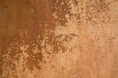 Weathered red wall Royalty Free Stock Photography