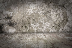 Weathered room as background Royalty Free Stock Photo