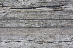 Weathered and rotten pine slab background Stock Photos