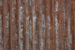 Rusted metal background texture. Weathered rusted metal background texture Royalty Free Stock Photos