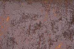 Rusted metal background texture. Weathered rusted metal background texture Royalty Free Stock Photography