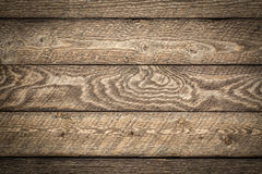Weathered and rustic barn wood background stock image