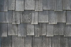 Weathered Shingles Royalty Free Stock Images