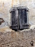 Weathered Shutters Royalty Free Stock Image