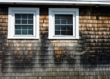 Weathered Siding Stock Photography