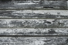 Weathered. Siding on old house. Symbolizes decay, age, and deterioration royalty free stock image