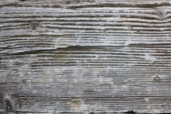 Weathered spruce wood plank Royalty Free Stock Photos