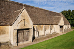 Weathered Stone Barn Royalty Free Stock Image