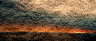 Weathered stone textured landscape Stock Photography