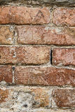 Weathered stone wall, textured background Stock Photo