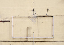Weathered stucco wall background Royalty Free Stock Images