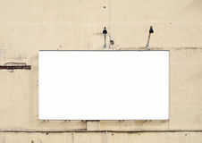 Weathered stucco wall background Royalty Free Stock Photography