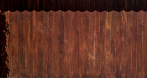 Weathered textured wooden planks, natural pattern background Royalty Free Stock Photo