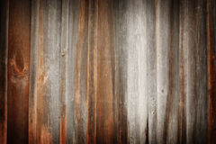 Weathered timber wall Royalty Free Stock Photography