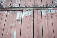 Weathered Tobacco Barn Stock Images