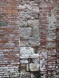 Weathered tuscan wall Stock Photography