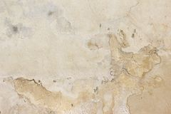 Weathered Vintage Wall Royalty Free Stock Photography