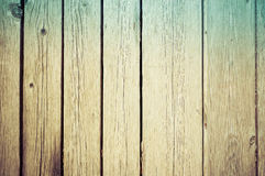 Weathered vintage wood planks background texture. Royalty Free Stock Photos