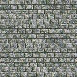Weathered wall. Weathered brick wall seamless texture Royalty Free Stock Photo