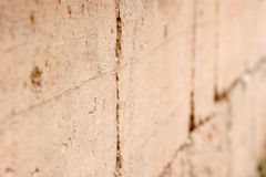 Weathered Wall Royalty Free Stock Photography