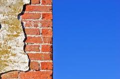 Weathered wall Stock Image