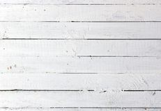 Weathered white wood Stock Photography