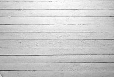 Weathered white wood Stock Image
