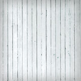 Weathered white wood. A background of closeup weathered white painted wood Stock Images