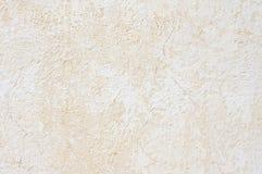 Weathered whitewashed wall Royalty Free Stock Photo