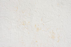 Weathered whitewashed wall Royalty Free Stock Images