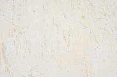 Weathered whitewashed wall Stock Images