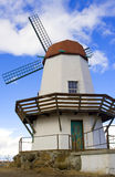 Weathered windmill Royalty Free Stock Photo