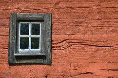 Weathered window Stock Photography