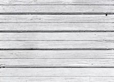 Weathered wood. A background of weathered white painted wood Stock Image