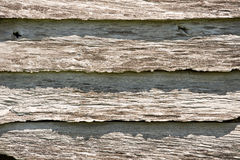 Weathered Wood From Ancient Barn Royalty Free Stock Image