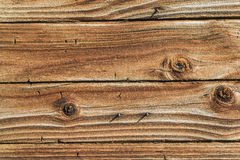 Weathered Wood Background 3 Stock Photography