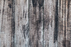 Weathered wood background in vertical pattern, natural color. Royalty Free Stock Photos