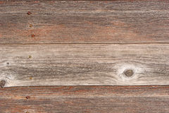 Weathered Wood Barn Siding Royalty Free Stock Photos