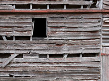 Weathered wood plank barn background Royalty Free Stock Photo