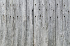 Weathered Wood Plank Barn Siding Background. Royalty Free Stock Image