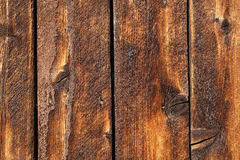 Weathered wood plank. Of an old cabin, great background and texture, details Stock Photography