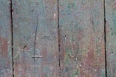 Weathered wood planks Stock Photography
