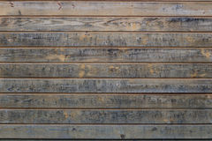 Weathered Wood Planks Royalty Free Stock Photography