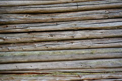 Weathered wood planks, Norway Stock Photography