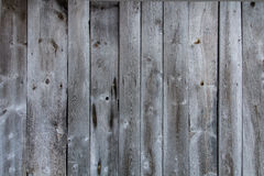 Weathered wood planks Royalty Free Stock Images